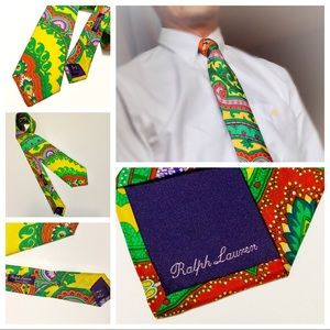 Polo  Ralph Lauren Purple Label Tie